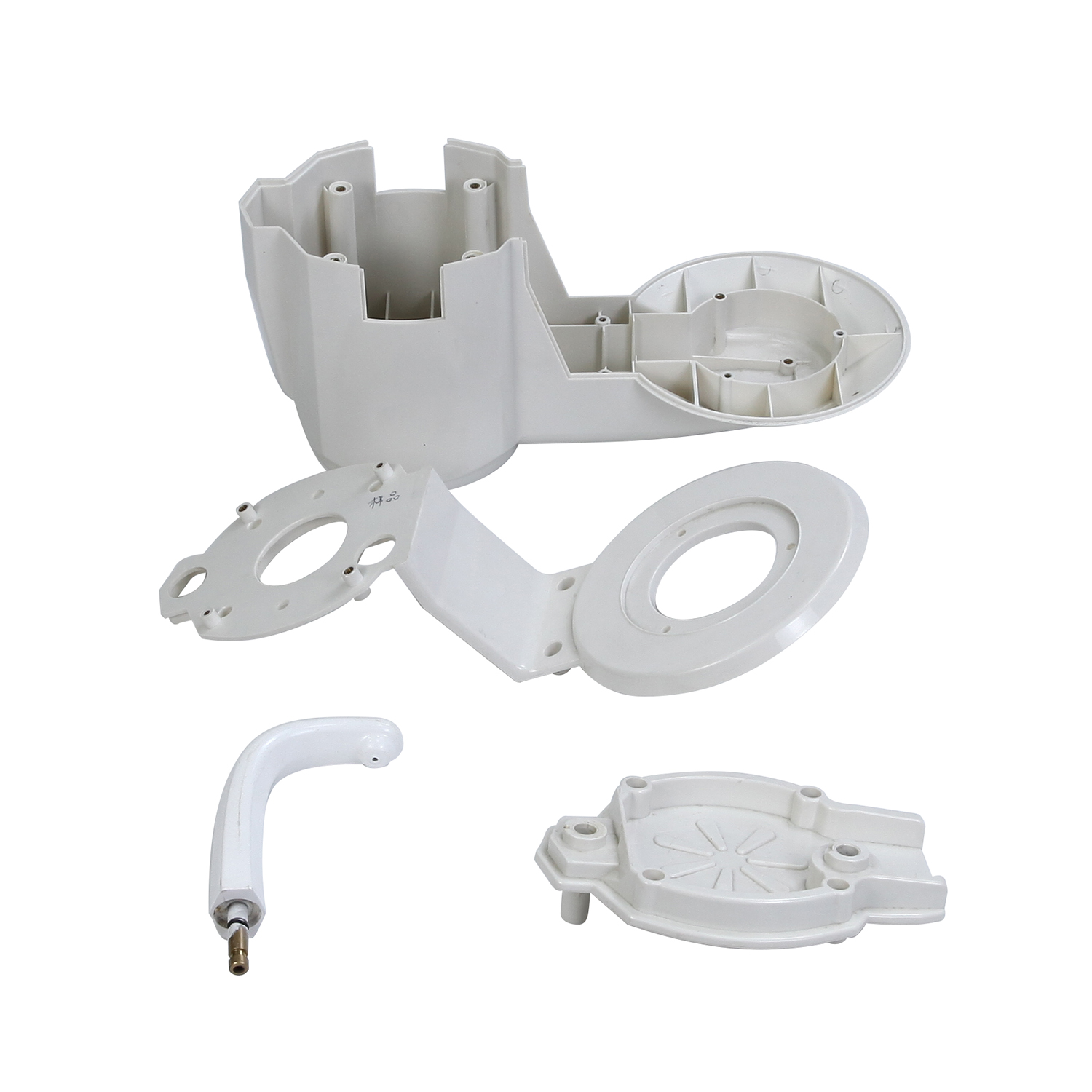 Good quality plastic part molding companies custom pc abs injection molding in china