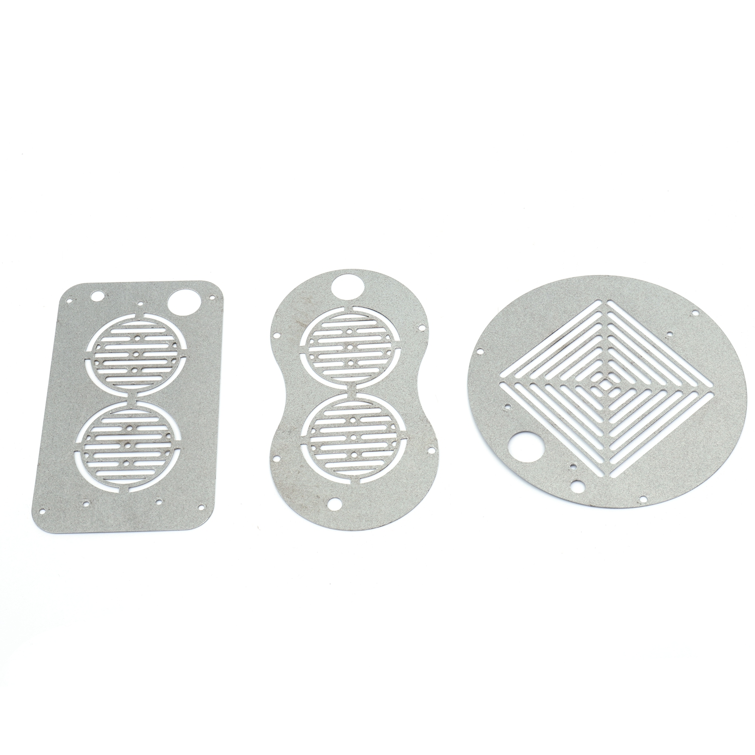 High quality  custom finishing powder coating titanium laser cut and bend part in china